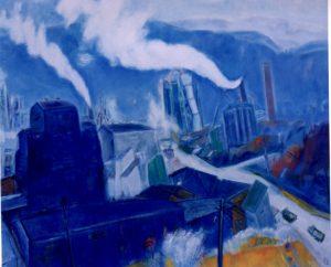 「野州・葛生」 F100, 1999年